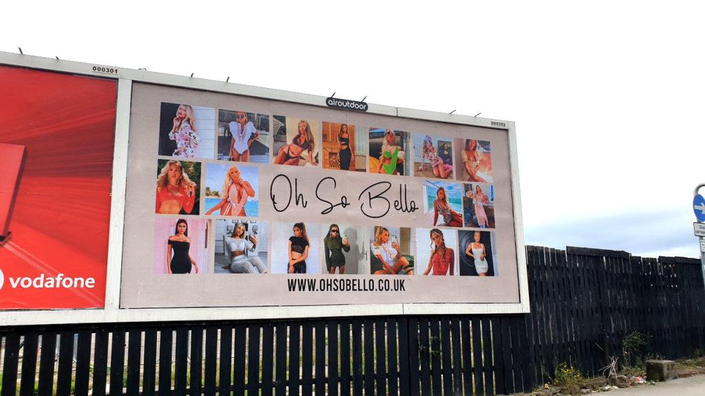 BILLBOARD ADVERTISING IN LEEDS